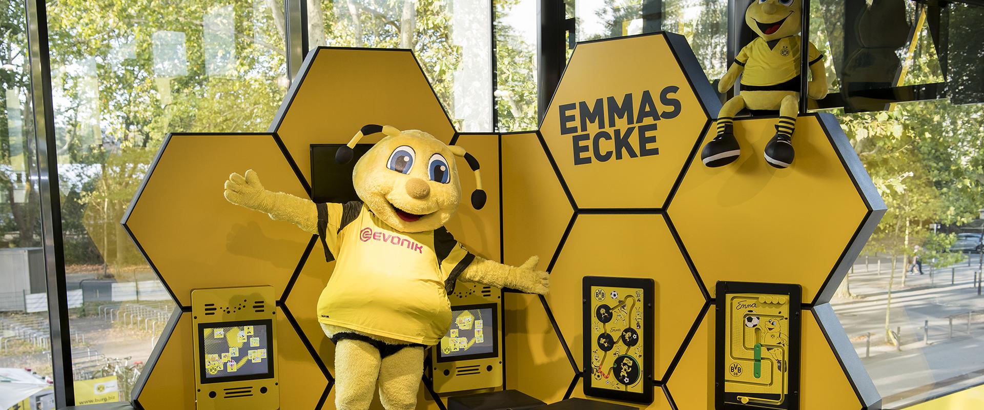 Borussia Dortmund Scores Themselves A Kids Corner Ikc