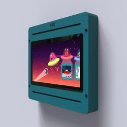 This image shows an interactive play system Delta 21 inch Monster
