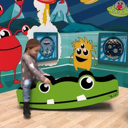 This image shows a soft play Balancer