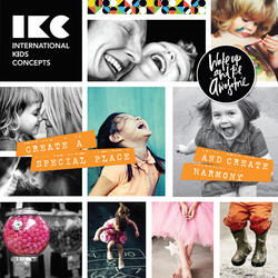 This image shows the cover of the IKC corporate brochure 2021