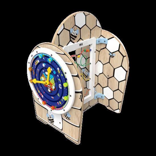 Op deze afbeelding staat een honey play speelsysteem | IKC speelsystemen