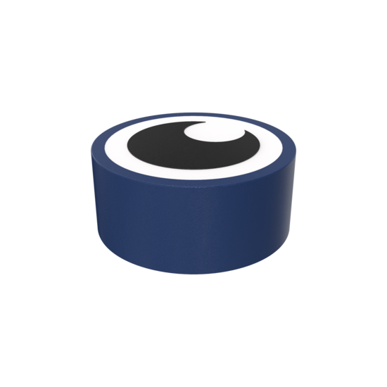 De Softplay Eye aye is een handgemaakt zacht zitmeubel voor uw kinderhoek