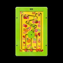 Leren tellen met dit educatieve muurspel voor kinderen   IKC wandspellen