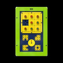 puzzel voor kinderen maak de afbeelding na | IKC wandspellen muurspellen
