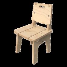 Houten stoel voor kinderen | IKC Kindermeubels