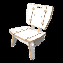 Houten lounge stoel voor kinderen | IKC Kindermeubels