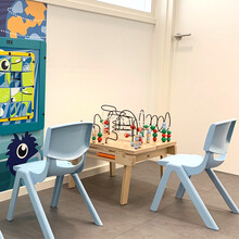 design kindermeubel kralentafel voor kinderen voor het verbeteren van de fijne motoriek